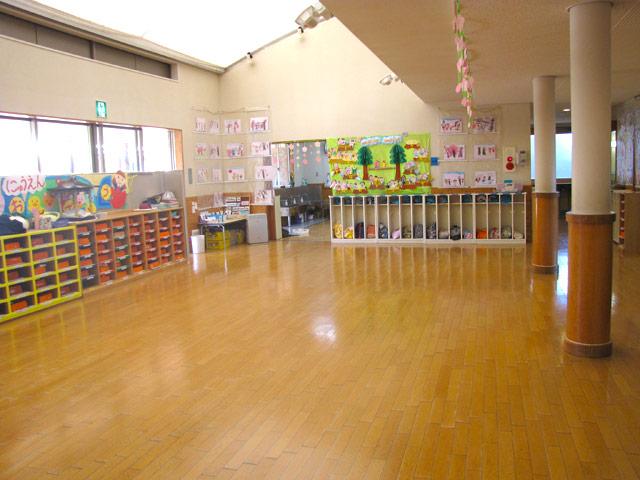 園舎1階:大教室